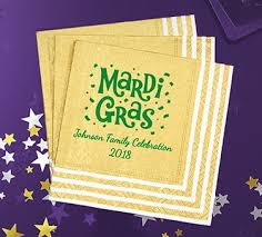 personalized mardi gras personalized mardi gras products personalize your party party city