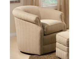 smith brothers accent chairs and ottomans sb 820 56 barrel swivel
