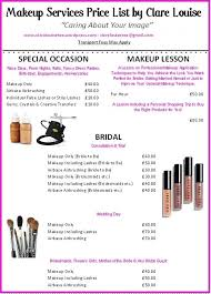 artistry makeup prices clarelouisetee beauty makeup by clare louise page 2