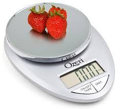 modern kitchen scales amazon com ozeri pro digital kitchen food scale 1g to 12 lbs