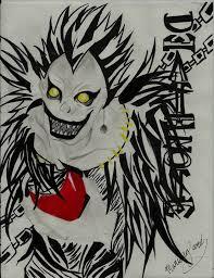 death note sketch by emmie909 on deviantart