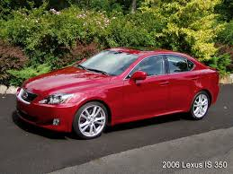 lexus is 350 road test 2006 lexus is 350 road test carparts com
