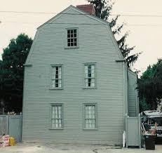 1740 gambrel style house restoration originally a four room