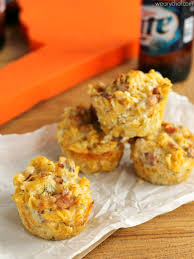ranch bacon mac and cheese cups the weary chef