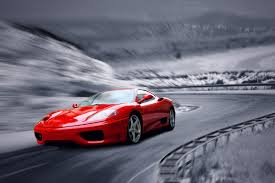 red ferrari sports car photo wallpaper wall mural by loveabode com ve26001850 red sportscar 2p