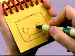 image mailbox u0027birthday secondcluedrawing jpg blue u0027s clues wiki