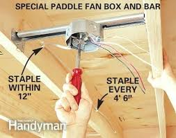 ceiling fan electrical box adapter ceiling fan electrical box ceiling fan rated electrical box photo 7