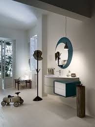 Modern Vanity Units For Bathroom by Giving Contemporary Bathrooms A Curvy Twist Avantgarde By Inda