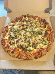 domino pizza hand tossed the iowan pizza chronicles attempt 50 domino s pizza