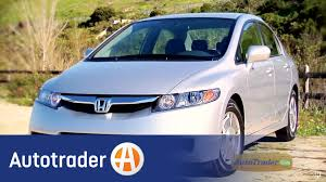 2006 2010 honda civic sedan used car review autotrader youtube