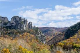 climbing in seneca rocks seneca rocks