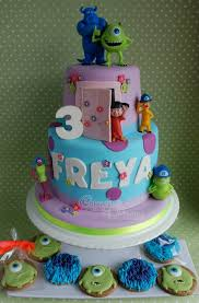 104 best monsters inc cakes images on pinterest monster cakes