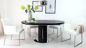 extending pedestal dining table round extendable dining table furniture round extendable dining