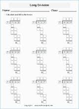 division 3 ways to write division problems printable