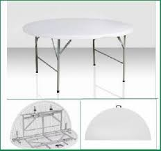 round plastic folding tables folding table easy to use and pretty blogalways