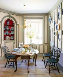 Dining Room Furniture Ct by A Look At 30 Dining Rooms In Vogue Vogue