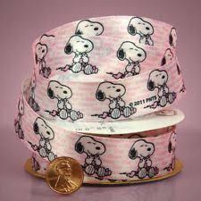 snoopy ribbon snoopy ribbon ebay