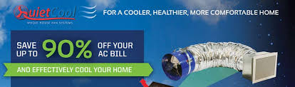 quiet cool attic fan whole house fans call for free expert advice 1 661 775 5979
