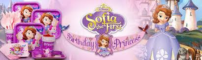 sofia the birthday ideas disney sofia the party ideas