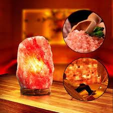 ebay himalayan salt l himalayan salt lamp natural crystal australian compliant night light
