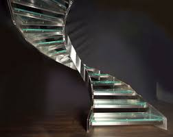 glass steps staircase all architecture and design manufacturers