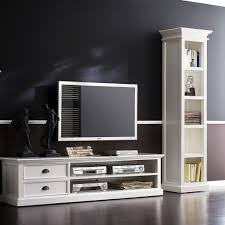 Media Center Furniture by Danish Furniture White Mahogany Tv Console Media Center