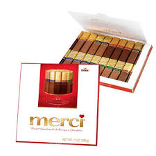 where to buy merci chocolates merci finest european chocolates gift set 7 oz