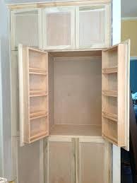 Inside Kitchen Cabinet Door Storage Inside Cabinet Shelves Ccode Info