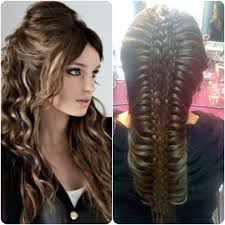 hairstyles simple party hairstyles for long hair natural wavy