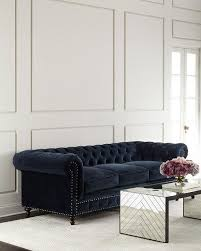 gray chesterfield sofa glam velvet chesterfield sofas you ll in every color style and