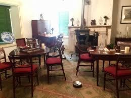 Travel Tales The Mount Vernon Hotel Museum  Garden New York - Mount vernon dining room
