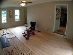 unfinished hardwood floors ellie