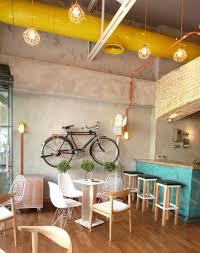 cello greece cute modern eclectic design space cafe bar