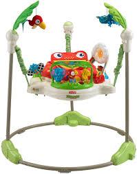 amazon com fisher price rainforest jumperoo baby jumper walker