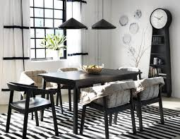 Best Dining Room Montcalm Apartment Images On Pinterest - Ikea dining rooms