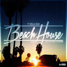 beach house ep ty dolla sign cover pictures to pin on pinterest