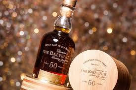 cosmopolitan bottle shell out 3 400 for a sip of balvenie 50 at talon club eater vegas