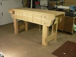 the thousand dollar shop build a workbench in a weekend