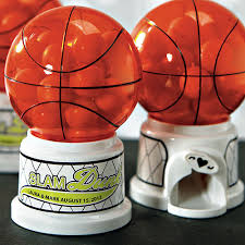 basketball party supplies basketball gumball machine sticker hang tags and stickers