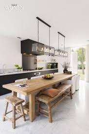 grande table de cuisine une grande table de cuisine pour asseoir toute une famille la
