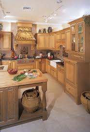 bay area kitchen cabinets ash wood cherry glass panel door kraft maid kitchen cabinets