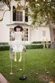 Scary Halloween Decorations Outside by 25 Most Scary Outdoor Halloween Decoration Ideas Outdoor