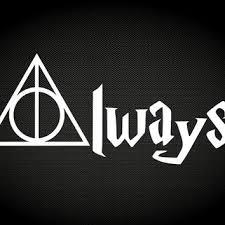 hogwarts alumni decal shop deathly hallows decal on wanelo