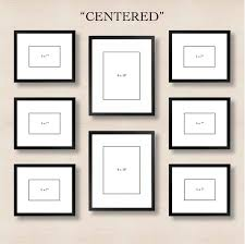 gallery wall from pottery barn home decorating pinterest gallery wall from pottery barn