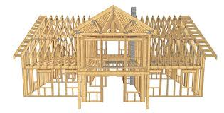 Free Timber Truss Design Software by Best Roof Truss Design Home Design By Fuller