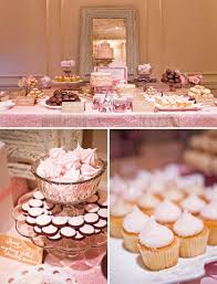 Candy Table For Wedding A Sweet Pink Dessert Table Dessert Bars Pink Dessert Tables And