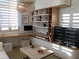 bureau sur meuble sur mesure multi fonction tv bureau bibliothèque