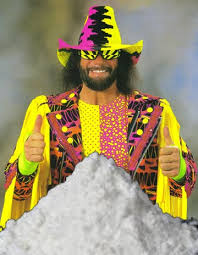 Macho Man Randy Savage Meme - victor sells out feel the madness oh yeah
