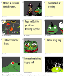 memes in costume for halloween
