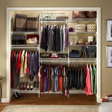 White Shelves For Bedroom Decorating Pretty White Lowes Closet Systems With Hanging Clothes